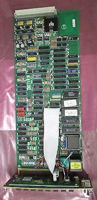 Entek Allen Bradley Ek C6622hs Channel Vibration Monitor Plc Module 6622hs