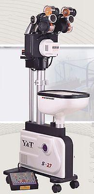 Table Tennis Robot S-27 Ping pong Robots Training Machine Auto Intelligent T