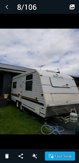 Regal caravan