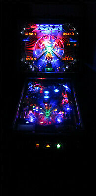 XENON Complete LED Lighting Kit custom SUPER BRIGHT PINBALL LED KIT