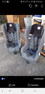 Britax Safe and Sound baby seats