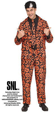 Saturday Night Live - David S. Pumpkins - Adult Costume - Saturday Night Live Kostüm