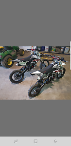 2x crossfire motorcycles Mittagong Bowral Area Preview
