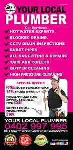 LOCAL PLUMBING SERVICE Sydney City Inner Sydney Preview