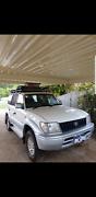 Toyota Landcruiser Prado Grande V6 3.4L Cairns Region Preview