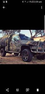 1998 Toyota Hilux Oakford Serpentine Area Preview