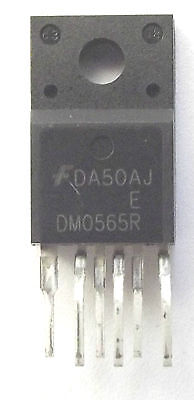 DM0565R  Fairchild Power Switch 2.8A 6-Pin TO-220F