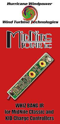 Midnite Solar Whiz Bang Jr Sense Module For Classic Kid Charge Controller Usa