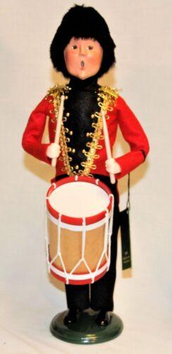 Byers Choice Twelve 12 Days of Christmas Twelve Drummers Drumming FREE SHIPPING