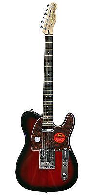 Fender Squier Standard Antique Burst Rosewood Telecaster Electric Guitar