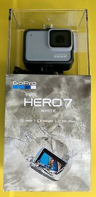 SEALED GoPro HERO 7 Waterproof Digital Action Camera - White (CHDHB-601) NEW
