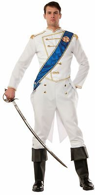Happily Ever After Prince Charming Adult Costume NEW Standard Size NEW - Adult Prince Charming