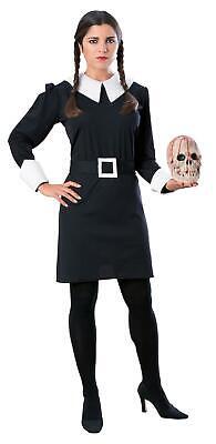 Wednesday Addams Adult Costume (Addams Family Wednesday Addams Adult Costume Size)