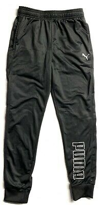 Puma Big Boys' Tricot Performance Jogger Pants (Youth Ages 7-17 Years)