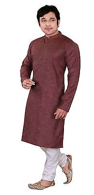 Indian Kostüm Günstige Kostüm Herren Kurta Pyjama Shalwar Kameez Sherwani UK 765