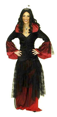 Damen Kostüm SPIDER QUEEN Spinne Spinnenkostüm Halloween mittelalter Gothic Larp