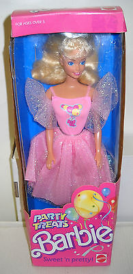 #6297 NRFB Toys R Us Party Treats Barbie Special Edition Doll