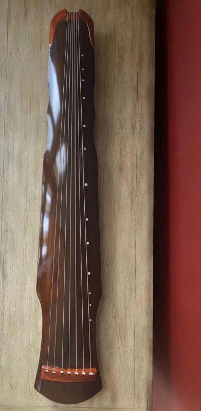 Fir Guqin 7-string Chinese Zither