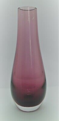 Amethyst Bud Vase (Caithness Amethyst Bud Vase)