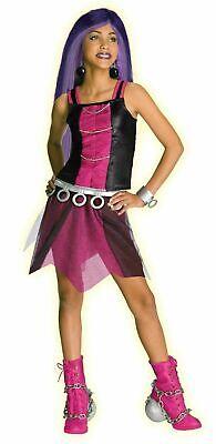 Monster High Spectra Vondergeist Child Costume Dress up (E) - Spectra Vondergeist Costume
