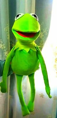 Large The Muppets Show 18/60Cm Kermit Frog Puppet Plush Toy Doll Christmas Gift ()