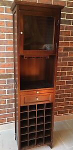 Wine rack/cabinet Padstow Bankstown Area Preview