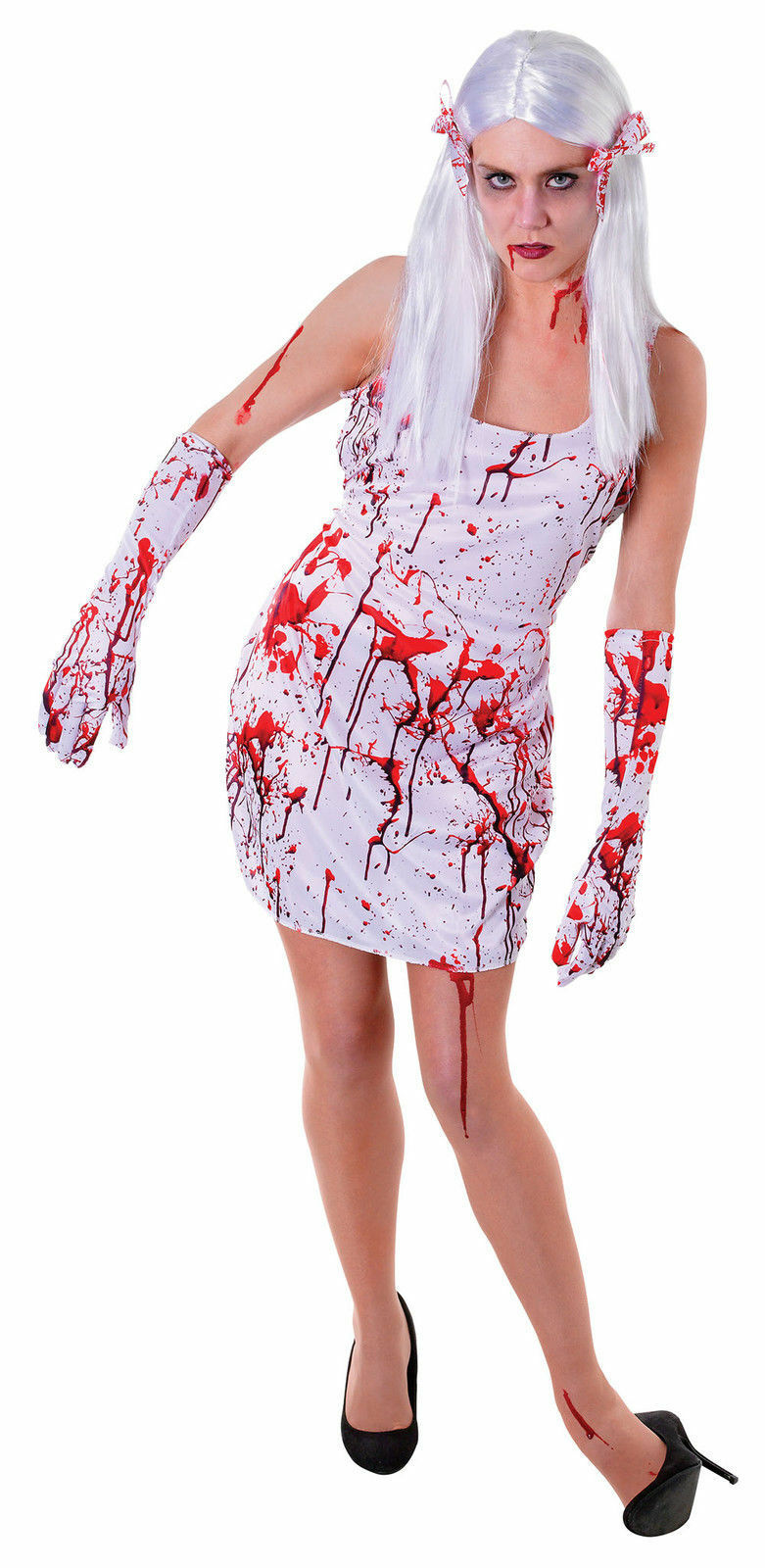 Womens Zombie Hunter Costume