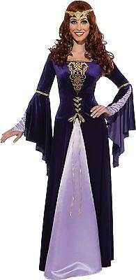 Adult Deluxe Guinevere Maid Marian Renaissance Costume  - Maid Marian Costume
