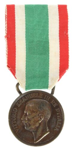 Medal for the Unification of Italy, 1848-1918