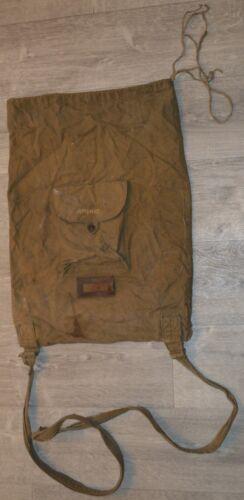 Soviet Russian USSR Army Military Veshmeshok Surplus Bag Rucksack Backpack