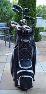 PowerBilt 'Citation' Ladies Golf Clubs