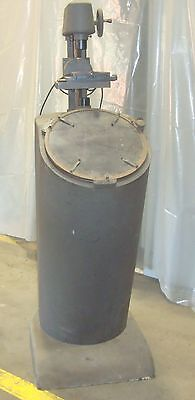Tubular Micrometer Co. Tumico Model 206 Comparator 5 Minute Vernier 18421so