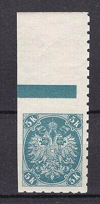 Bosnia Herzeg - 1900 -  Michel 23 pair - LZ 6 1/2 + ungezahnt  - MNH -  120 Euro