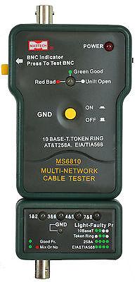 Кабельный тестер New Sinometer MS6810 Network