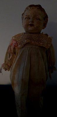 Haunted Antique Doll