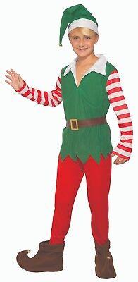 Child Santa Costume (Child Santa'S Helper Boy Christmas Costume)