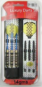 Professional Darts Set Alumnium Shafts & Case choose 14g 16g 18g 20g 22g 24g