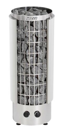 NEW! Harvia Cilndro 9B, 9kw Sauna Heater (controls on heater)