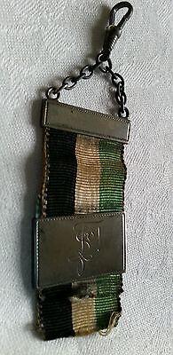 Bierzipfel Studentenzipfel 800 Silber mit Namens Gravur Corps Abzeichen