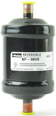 Parker Bf-083s 38 Odf Solder Refrigerant Reversible Heat Pump Filter-drier