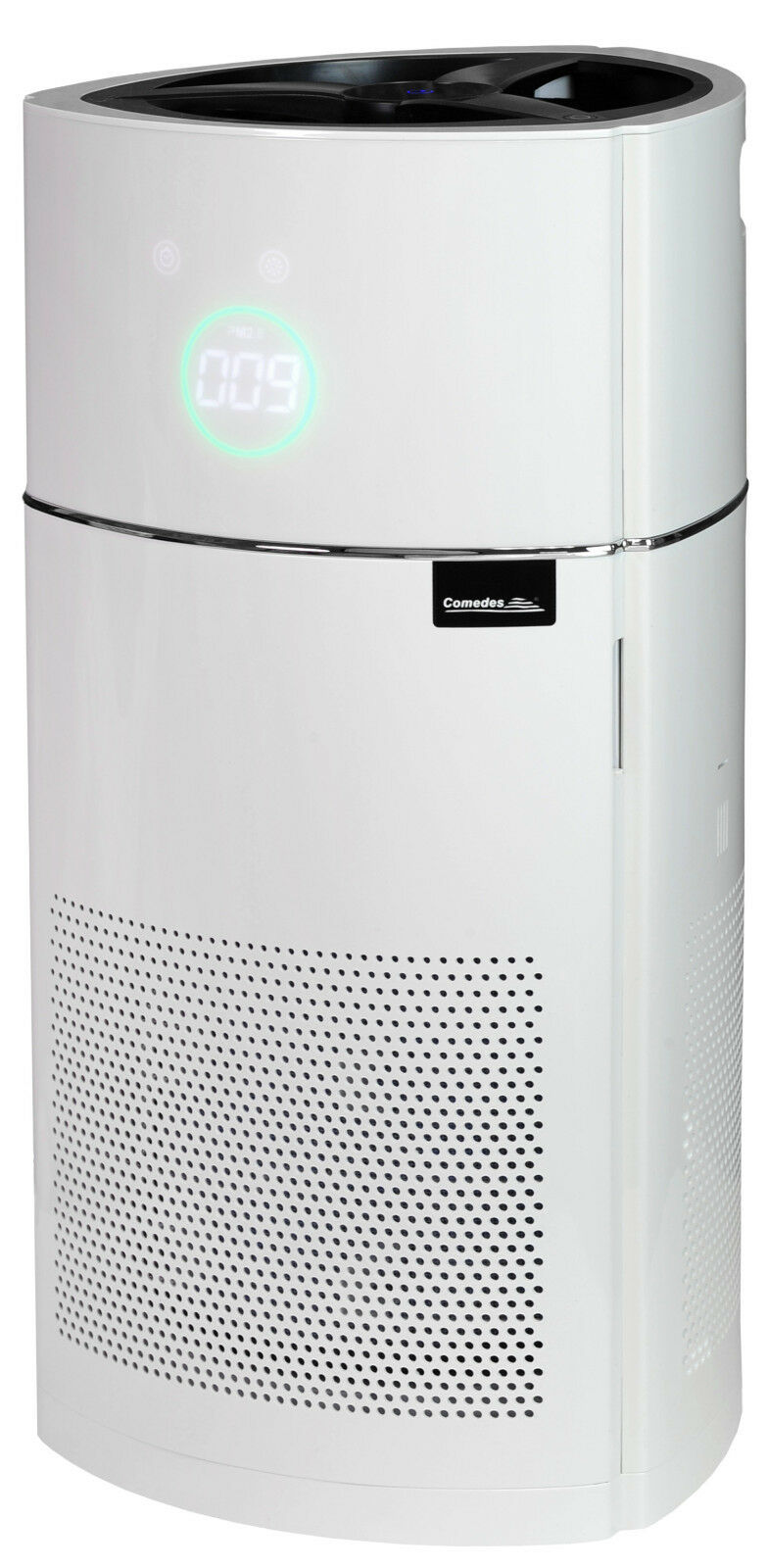 Luftreiniger, Rauchverzehrer, HEPA-Filtermedium, Comedes Lavaero 900
