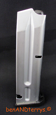 New Beretta 92FS Magazine 9mm Stainless Steel 10 Round Best SS Mag for your
