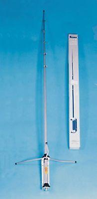 Sigma Venom 5/8 Wave High Gain Silver Rod CB Base Station Antenna