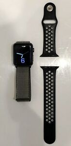 Apple Watch Series 3 GPS + cellulaire