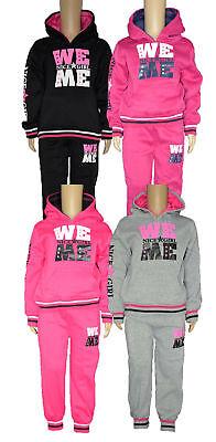 Mädchen Jogginganzug  Freizeit Anzug Pullover mit Hose Hausanzug /B-69