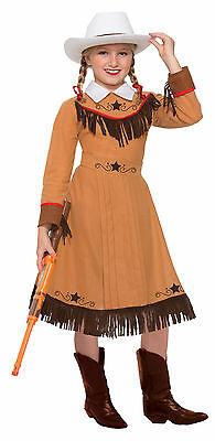 Child Annie Oakley Western Texas Rosie Cowgirl Costume