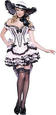 Sexy Adult Halloween InCharacter Deluxe Dixie Darling Southern Belle Costume