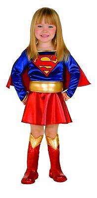 Supergirl Kleinkind Kostüm 885370 von - Kleine Mädchen Superhelden Kostüme