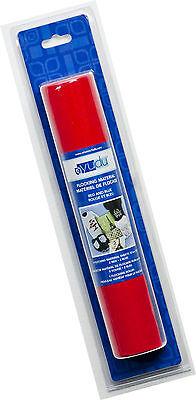 Yudu Flocking Material Red Blue Slim New In Package Screen-printing 12 X 16