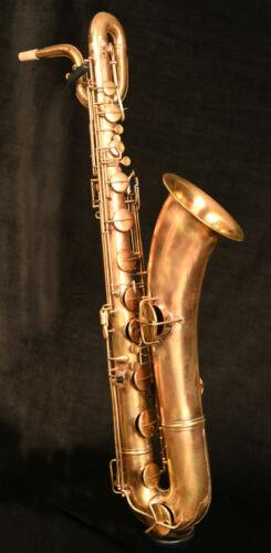 Selmer, New York, Baritone Saxophone